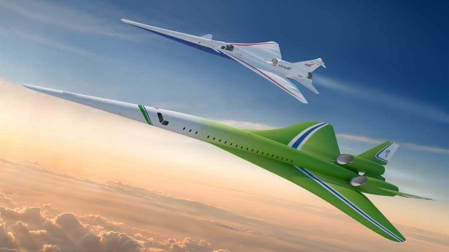 Lockheed Martin Aeronautics' new design for a quiet supersonic passenger airplane draws on its work with NASA on the X-59.