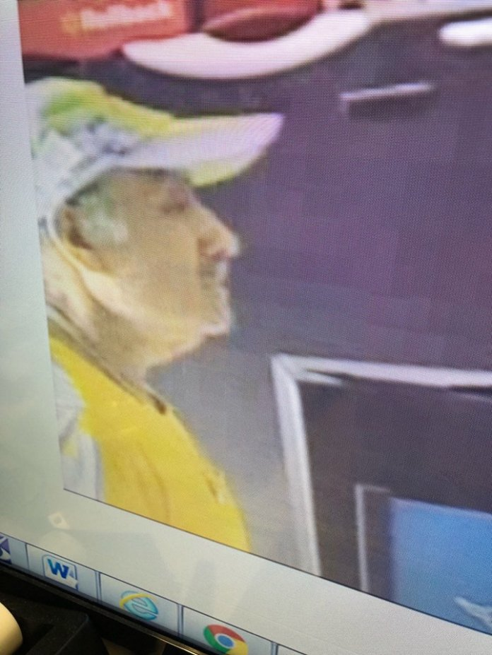 Man Steals iPhone From Unsuspecting Victim At Fort Smith Walmart