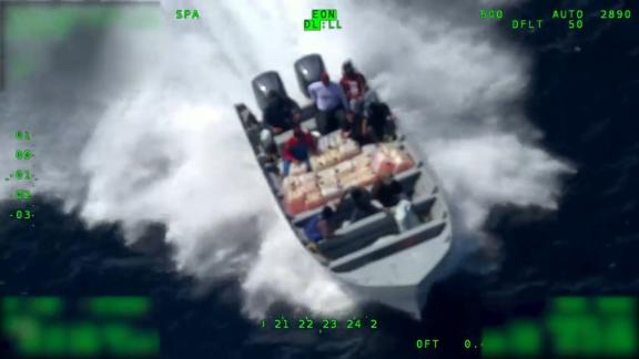 Whisk Guard Seizes $350 Million Price Of Cocaine After Dawdle At Sea With Suspected Smugglers thumbnail