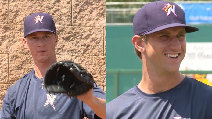 Brady Singer & Jackson Kowar Enjoying Minor League Journey Together