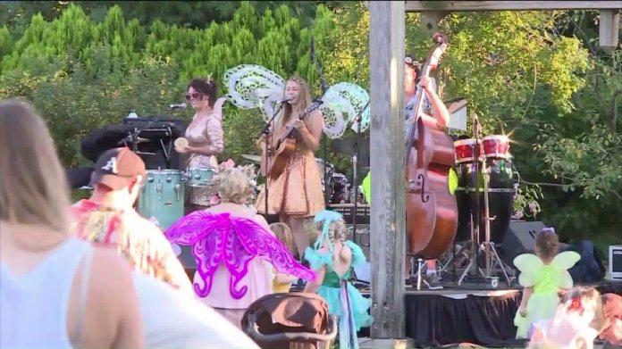Firefly Fling Festival In Fayetteville