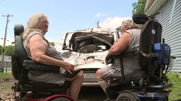 Fort Smith Family Needs New Wheelchair Accessible Van After Stolen Vehicle Crashes Into Their Property