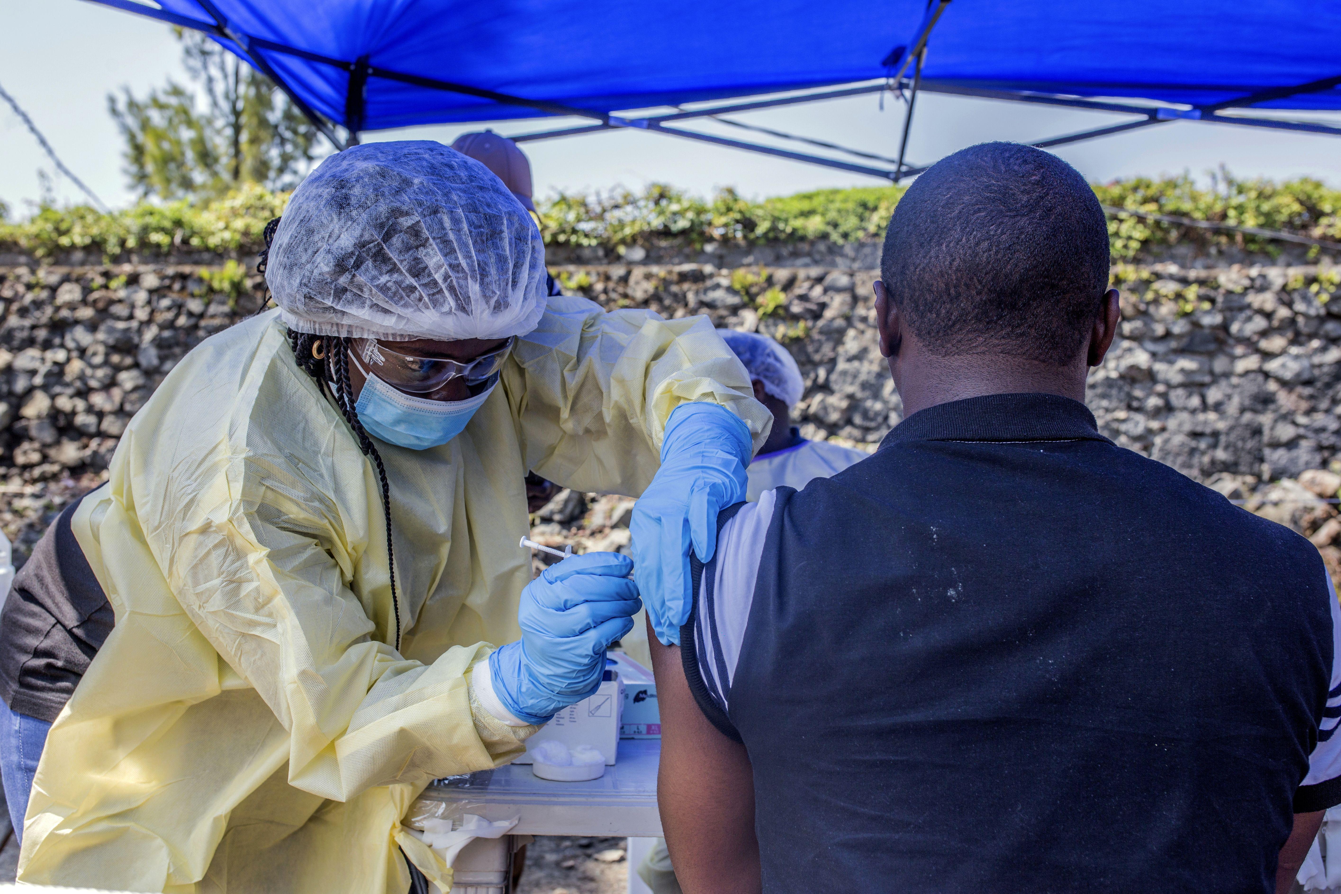 Ebola Outbreak In Congo Declared A Global Health Emergency thumbnail