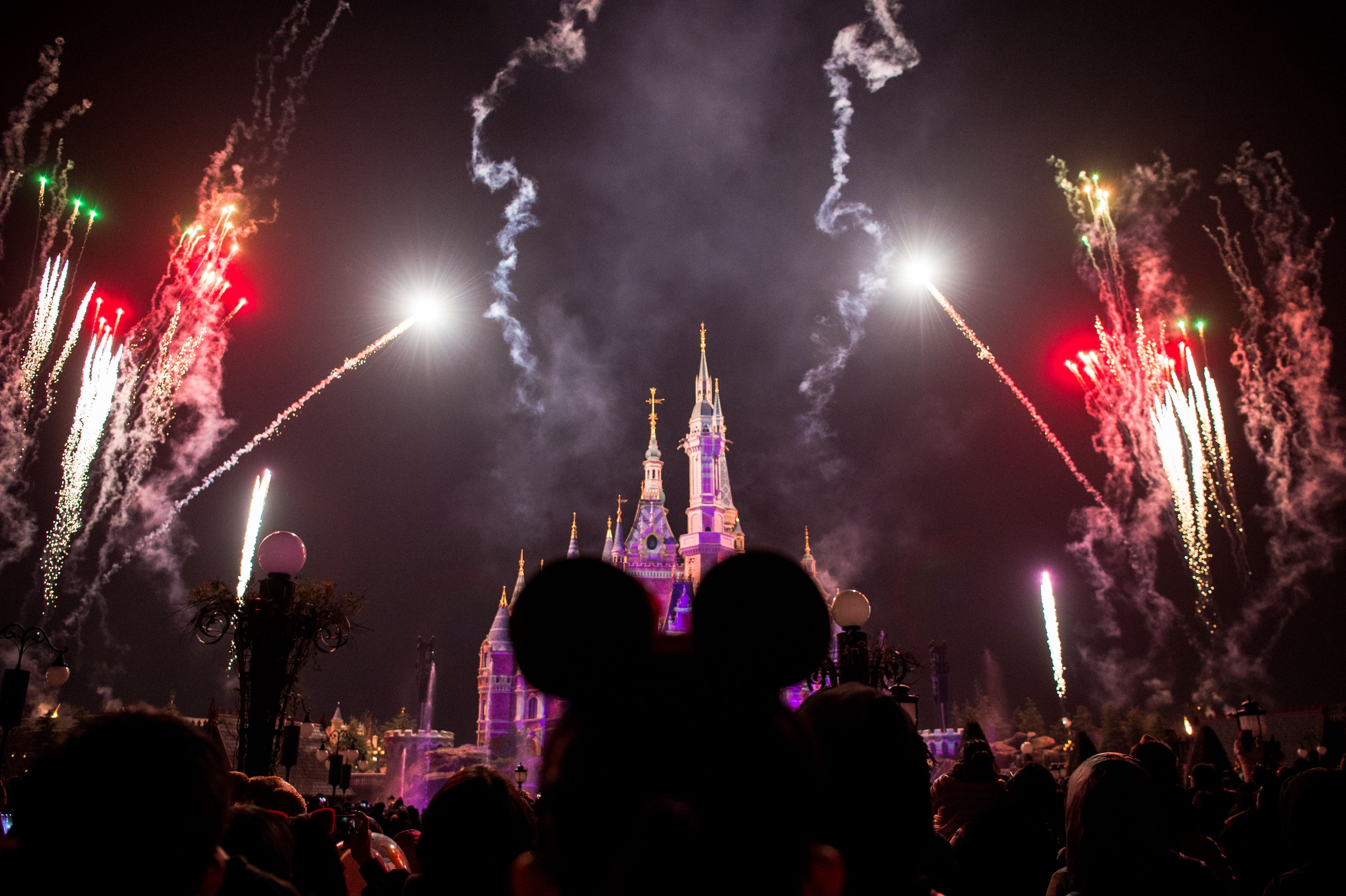 Disney Livestreaming Independence Day Fireworks From Magic Kingdom thumbnail