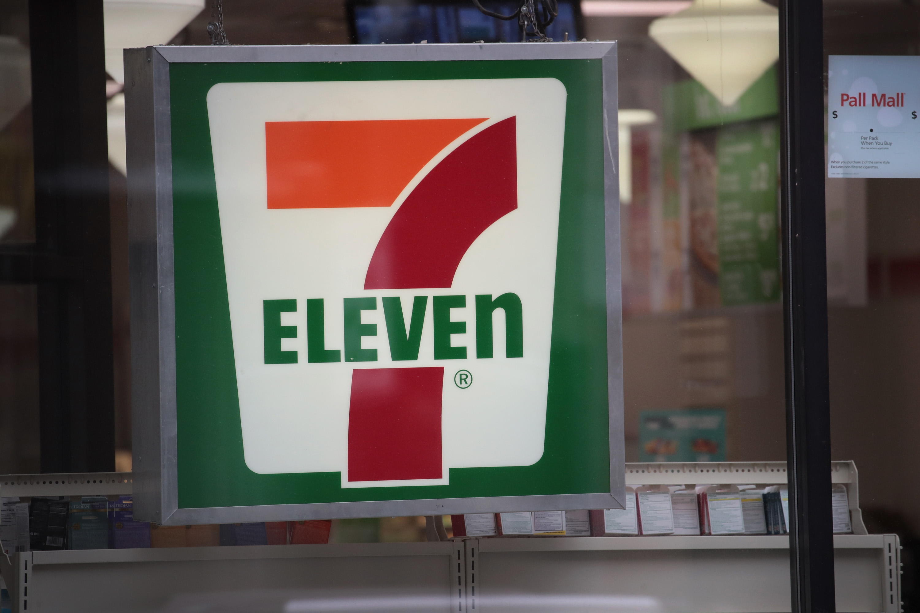 This Baby Was Born On 7-Eleven Day At 7:11 P.M., Weighing 7 Pounds And 11 Ounces thumbnail