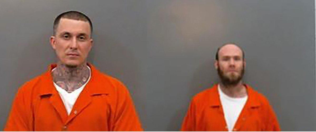 U S  Marshals Seeking Two Escaped Inmates From Jefferson