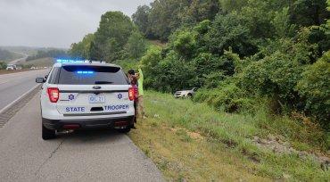 Collision Slows Traffic On MLK Near Fayetteville High School | Fort