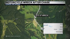 Arkansas Man Injured In Oklahoma Motorcycle Accident After High