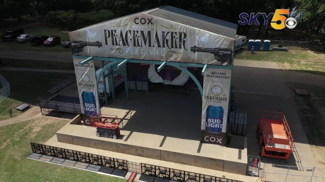 Peacemaker Festival Will Go On At Riverfront Park In Fort Smith