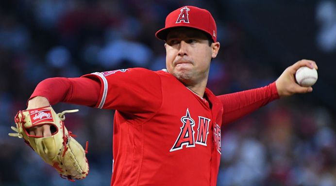 Mother Of Late Pitcher Tyler Skaggs Threw Out First Pitch; Then His Teammates Threw A No-Hitter thumbnail