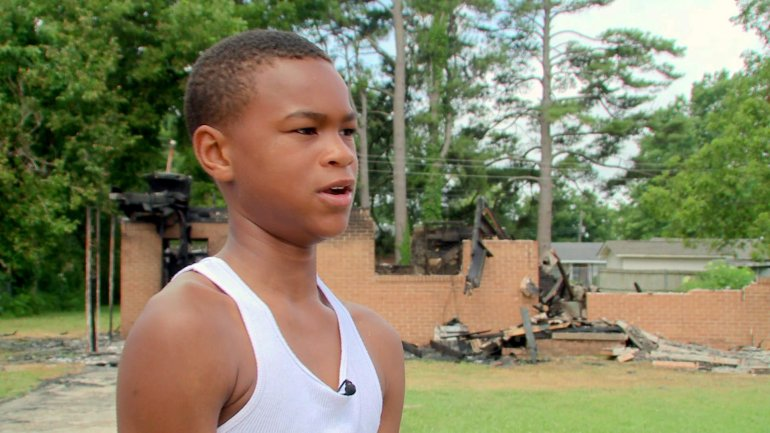 Young Hero Praised For Alerting Neighbors In Arkansas House Fire