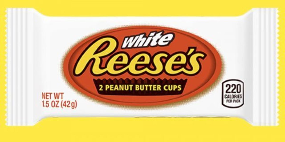 Hershey Sued Over 'Misleading' Packaging On White Reese's