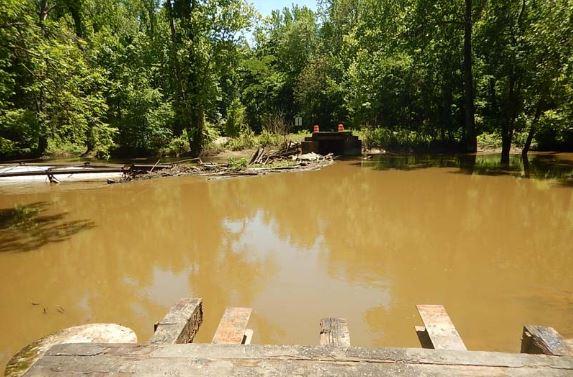Photo courtesy Arkansas Department of Environmental Quality
