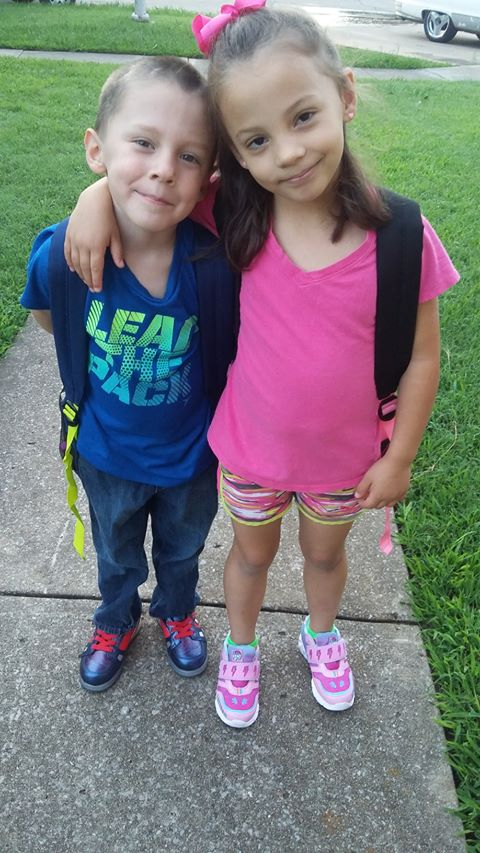 Aiden and Adalyn, Fayetteville