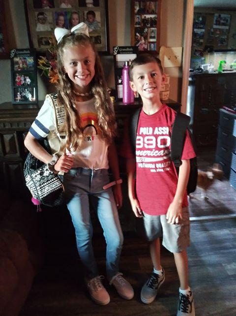 Blaiklea and Jaxon, Fort Smith