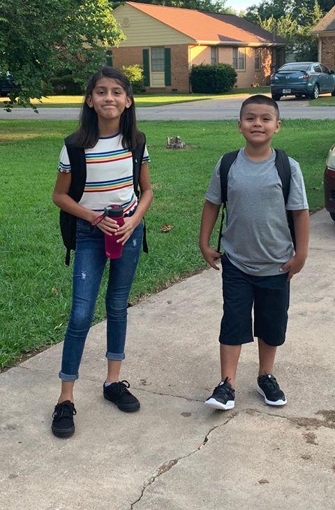 Estela and Gregorio, Siloam Springs
