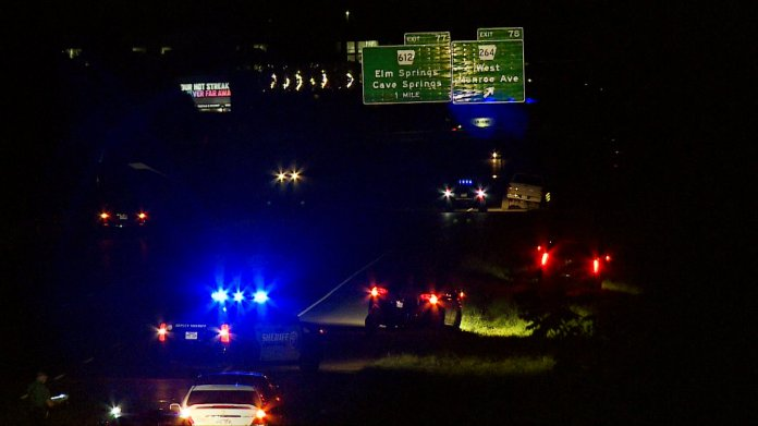 Bentonville Man Killed After Being Struck On Side Of Interstate 49