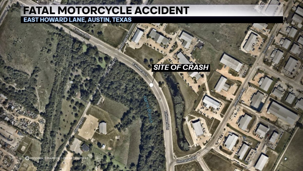 Austin Fatal Accident Today