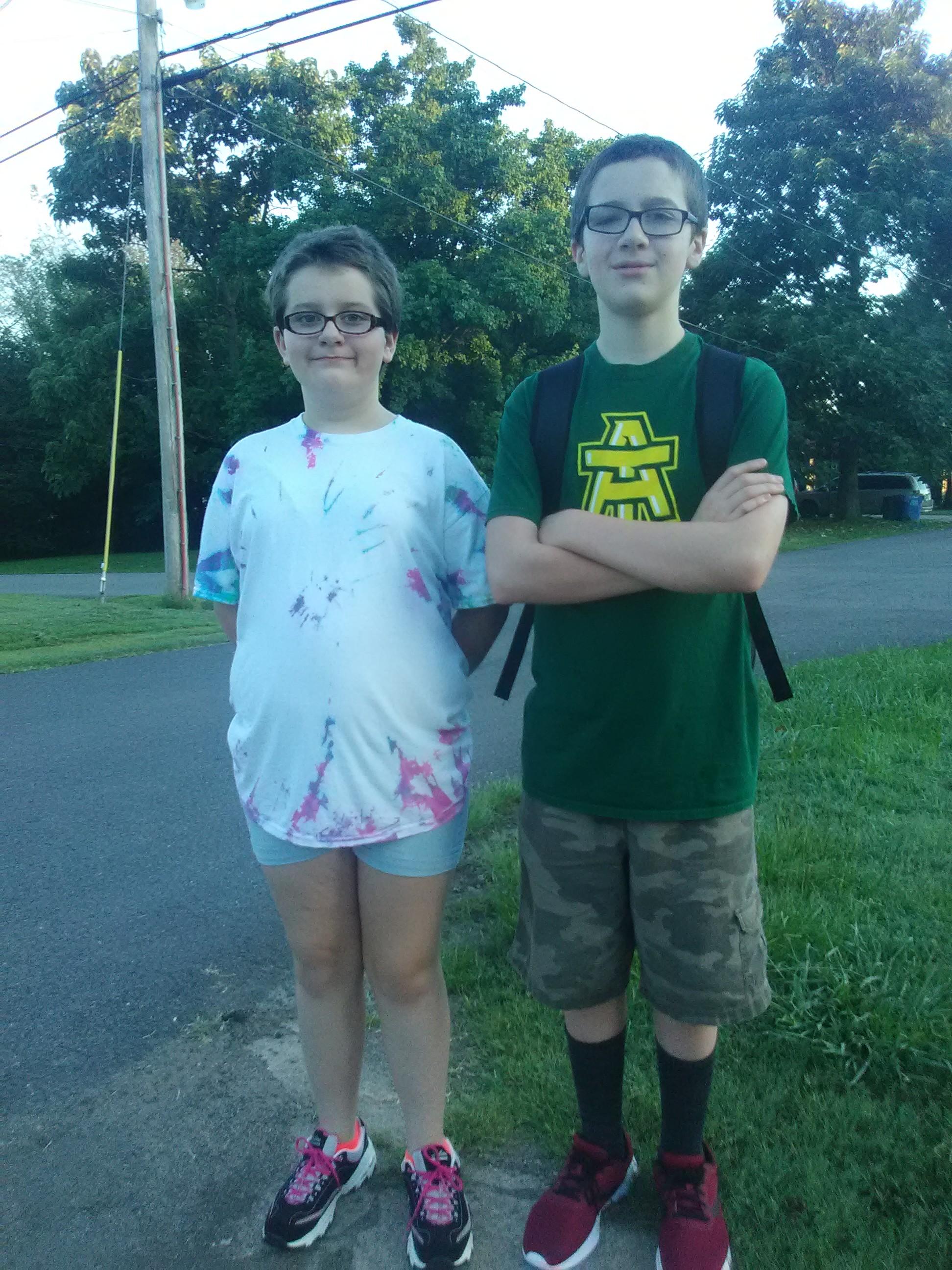 Gabriel and Jordan, Clarksville