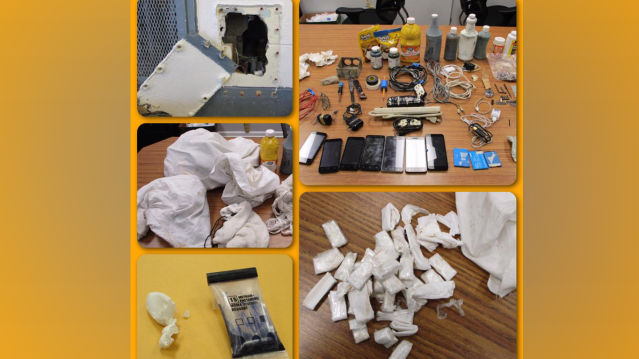 Rat Poison, Razor Blades Among Contraband Confiscated From Arkansas Correction Facility