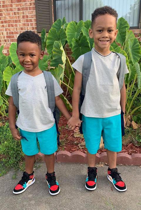 Jaxson and Joshua, Fort Smith