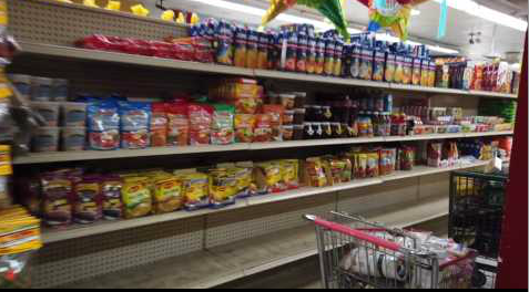 Fort Smith Grocery Store Impacted By Severe Flooding