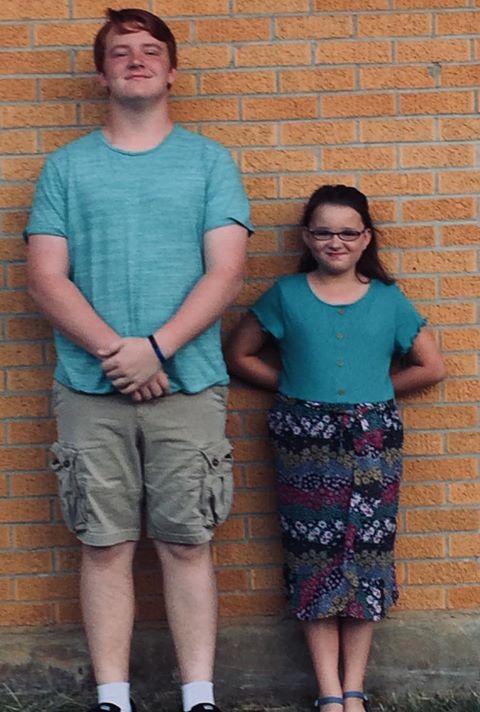 Matthew and Allie, Waldron