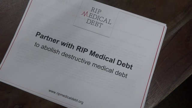 Arkansas Church Pays Off $3M In Medical Debt For People In The Community
