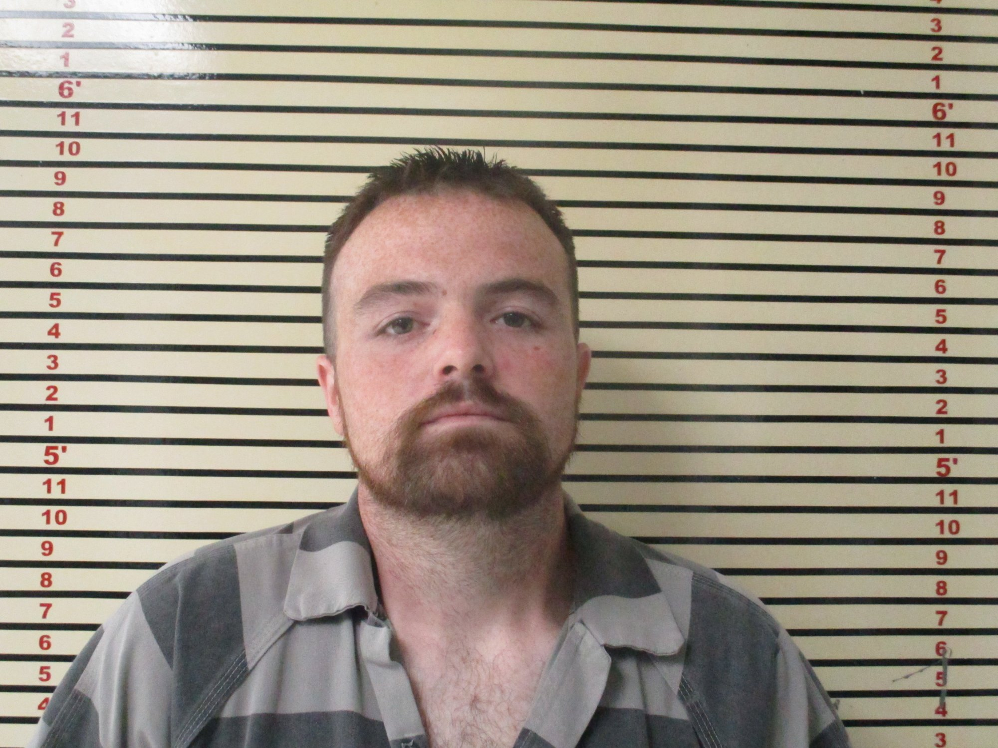 Steven Powers II (photo courtesy of Wagoner County Sheriff's Department)