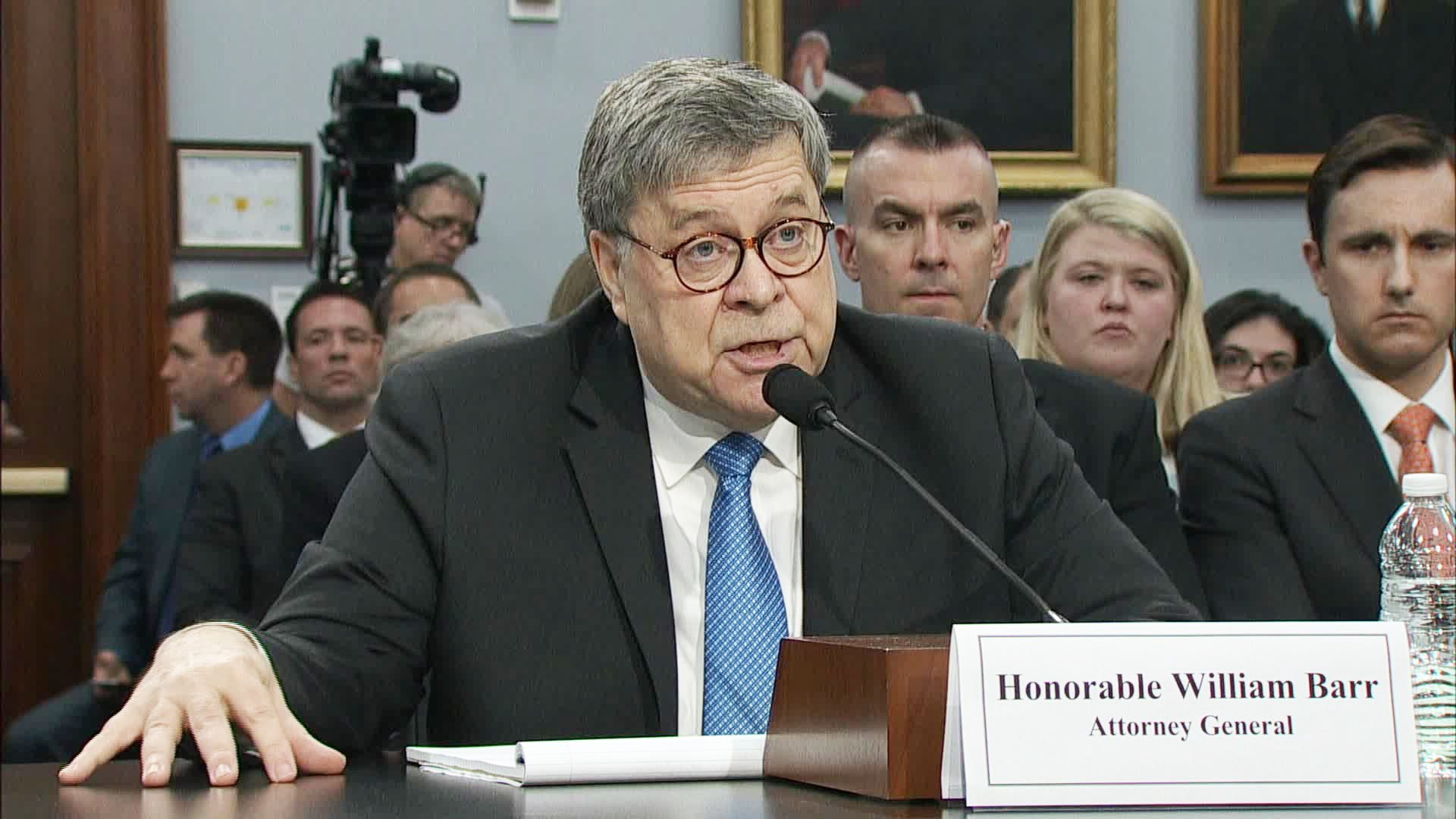 Barr Cites 'Failure' At NYC Jail That Held Epstein, Says Co-Conspirators Will like to 'Now not Rest Straightforward' thumbnail