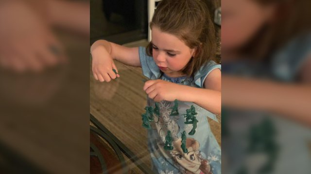 Arkansas Girl Wants To Know Why There Are No Female Toy Soldiers