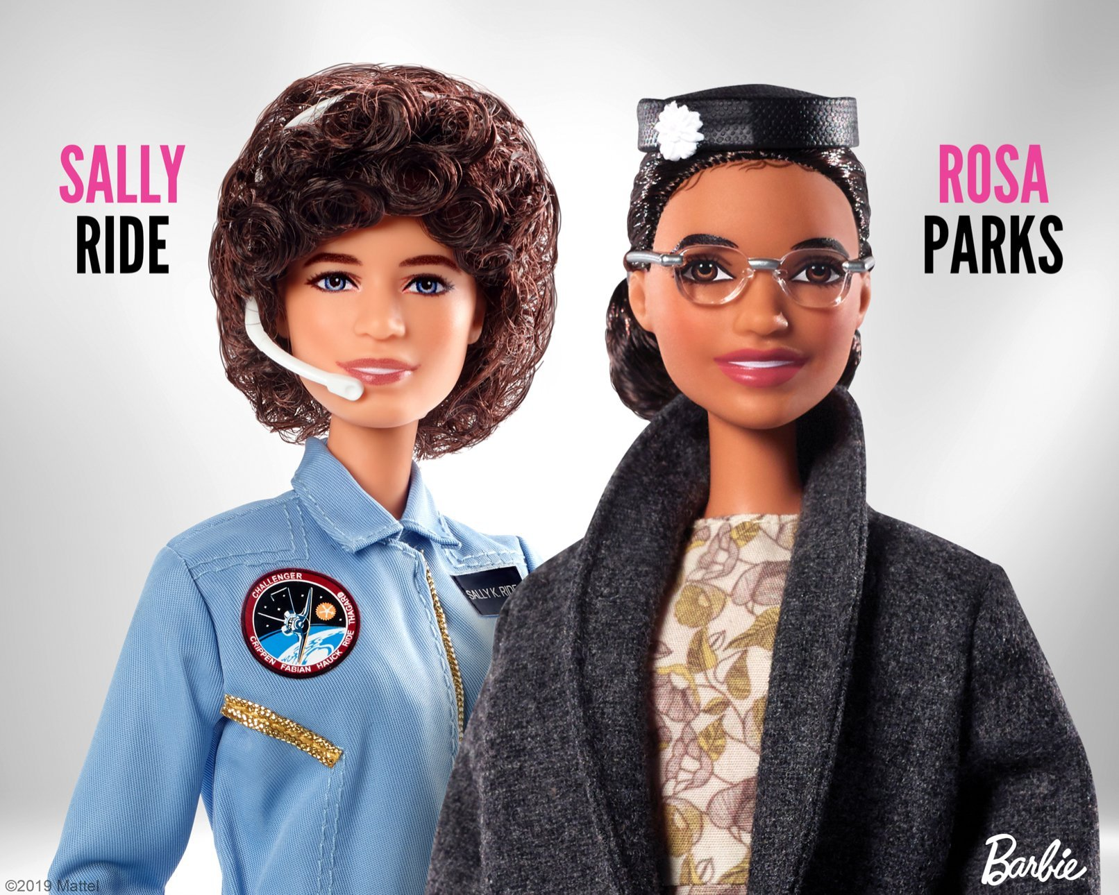 Children everywhere are going to get the chance to have two historical female role models as part of their play sets.
