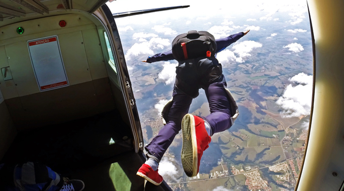 'I Don't Know How A Person Can Continue to exist': Lady Lives After Parachute Fails To Begin thumbnail