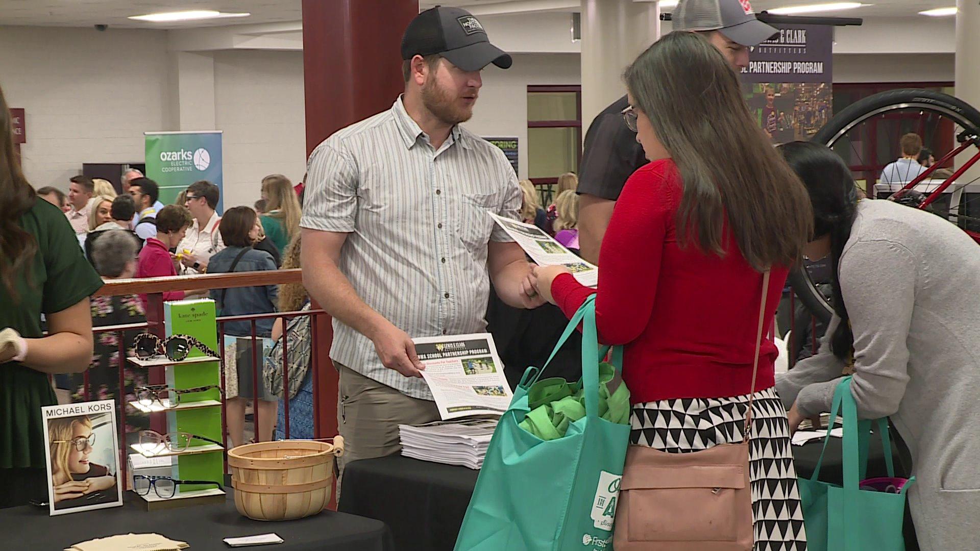 Springdale Hosts 53rd Annual Teacher Appreciation Day thumbnail