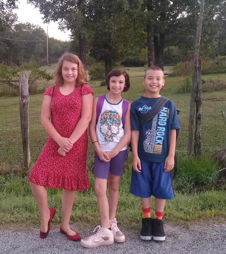 Taylor, Landon and Samuel, Alma