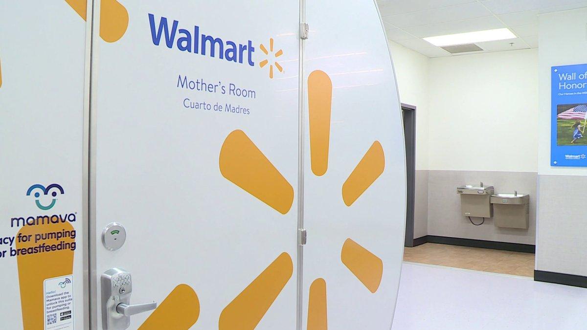 A Look Inside The Mamava Lactation Pod At Walmart