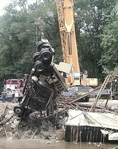 Photo courtesy Yell County Emergency Management