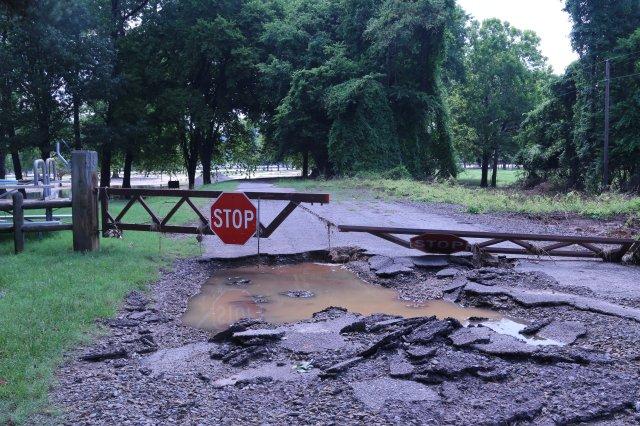Arkansas River Parks Remain Closed As Flood Repairs Continue