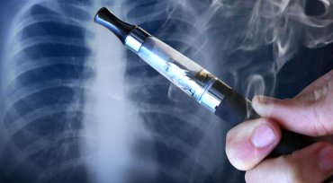 LUNG DISEASE LINKED TO VAPING