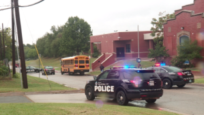 Teen Hit By OKCPD Patrol Car After Getting Off School Bus