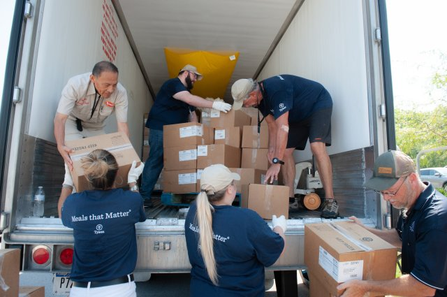 Tyson Foods Will Donate Nearly 700,000 Meals For Hunger Relief In Arkansas