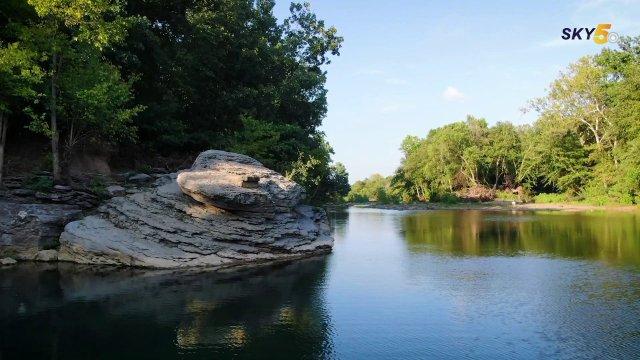 Adventure Arkansas: Wreck Hole Swimming Hole