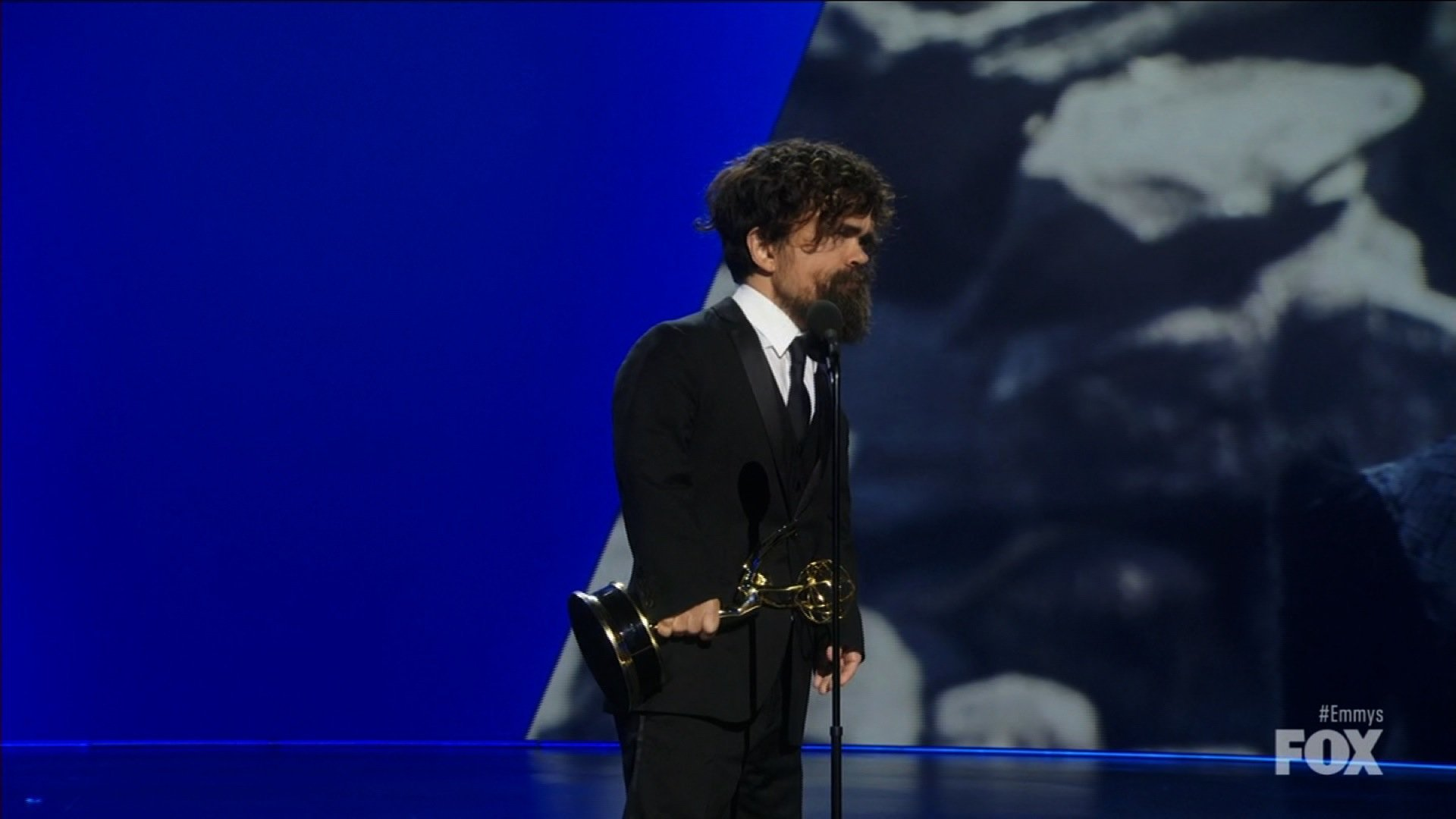 "Peter Dinklage wins fourth Emmy for role in ""Game of Thrones"""