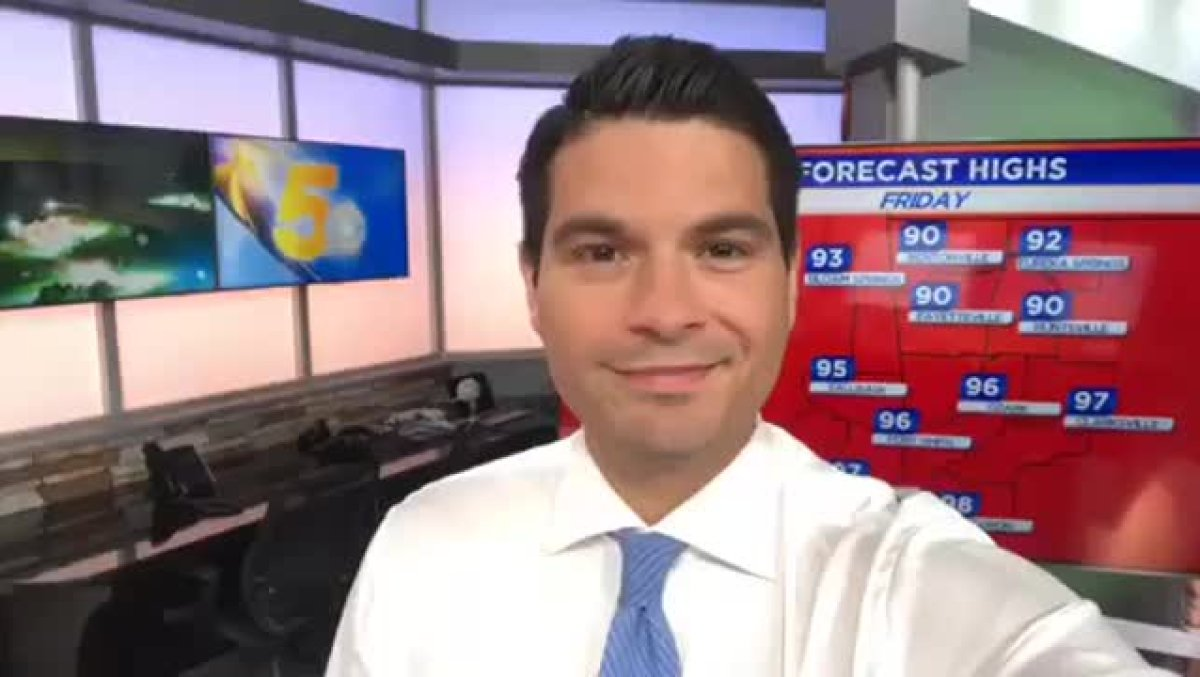 WATCH: Late Summer Heat Wave Continues | Fort Smith