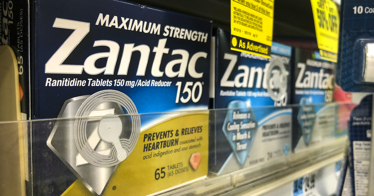 Walmart pulls Zantac from shelves amid cancer concerns
