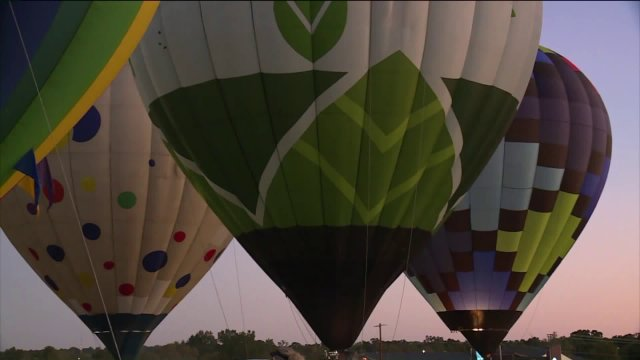 Poteau Balloon Fest In Peril With Rain In The Forecast