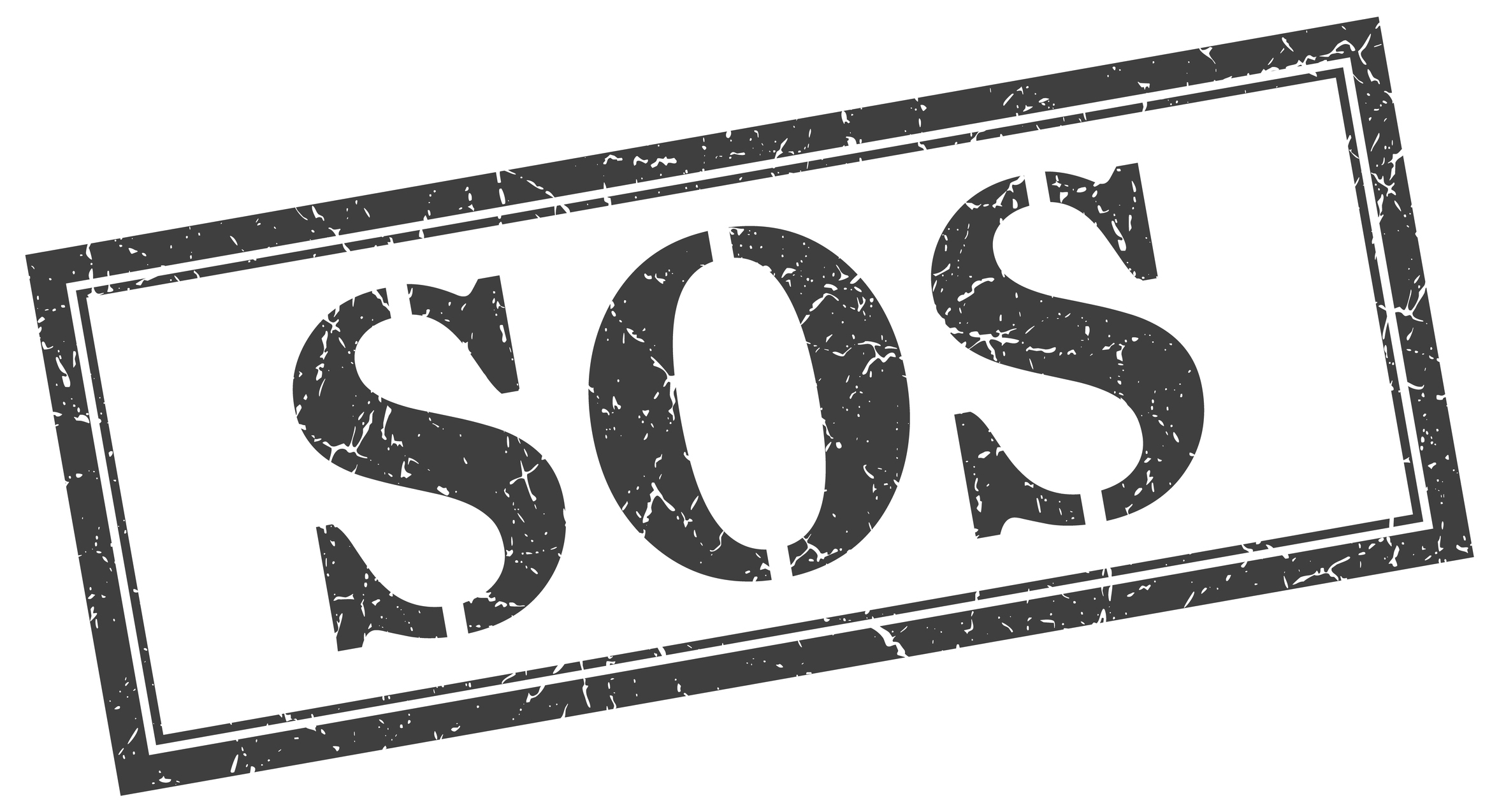 Woman found in wilderness after spelling SOS with rocks