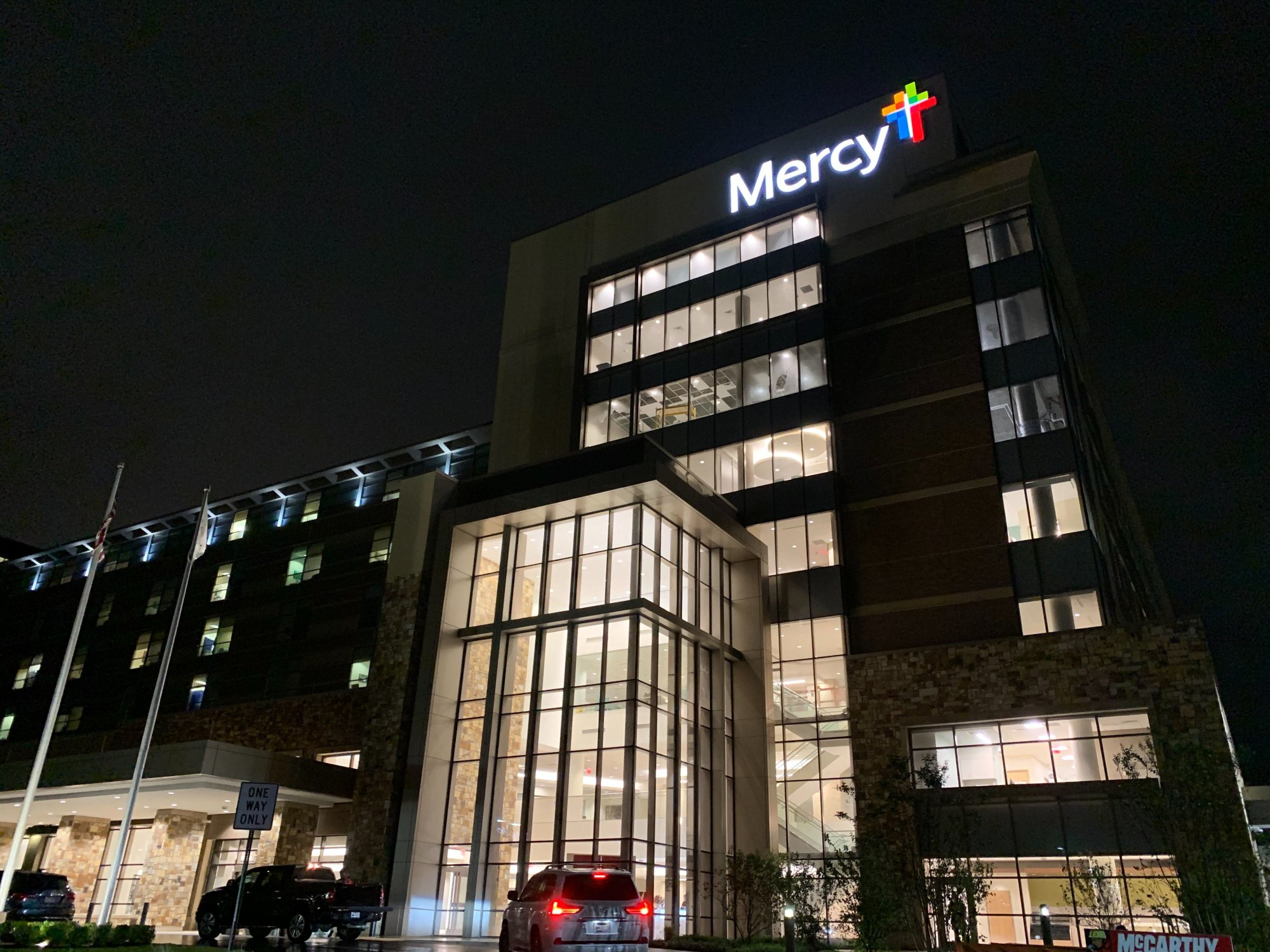 Mercy Hospital in Rogers