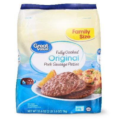 Pork, turkey products sold at Walmart recalled due to salmonella concerns