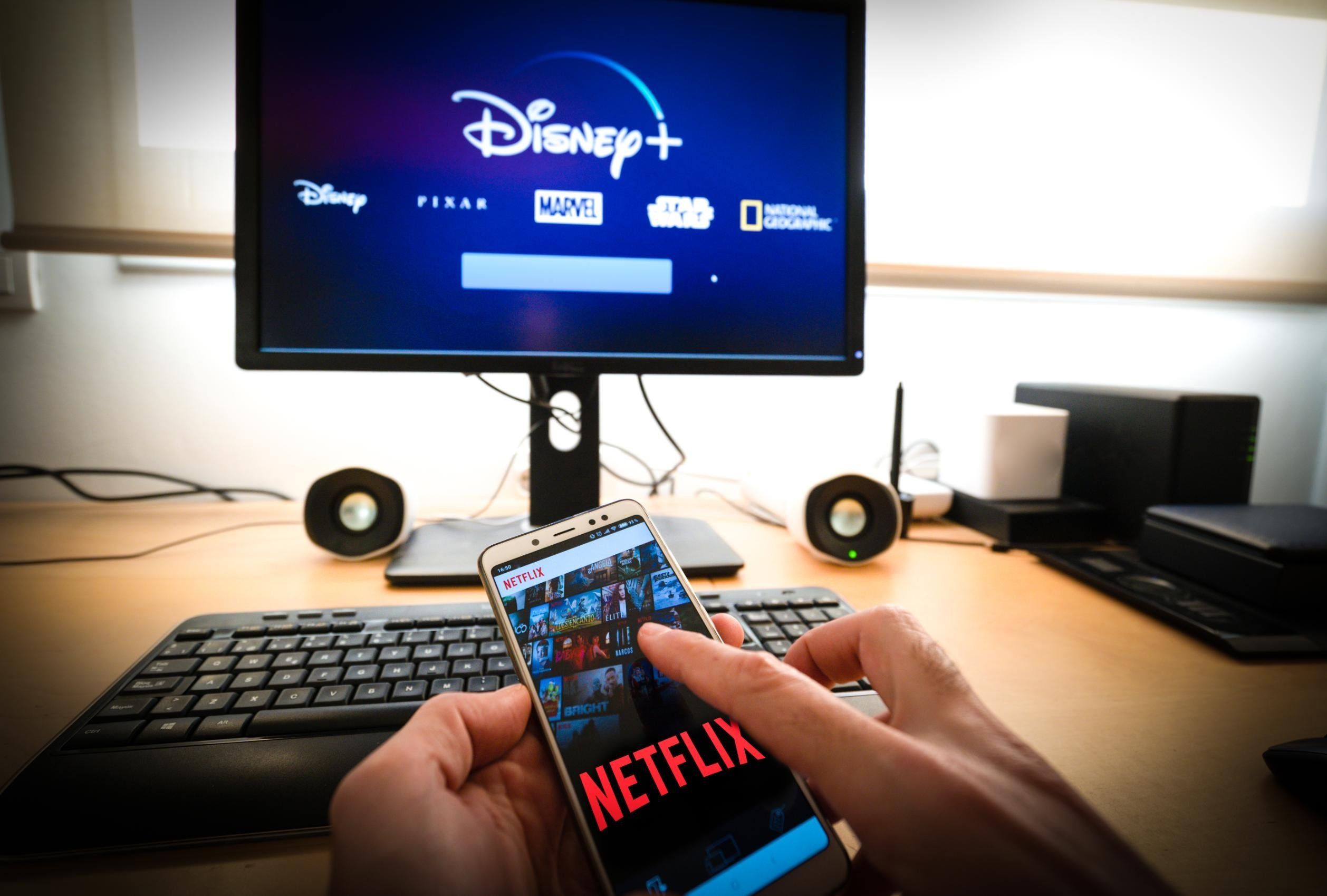 Disney Bans Netflix Ads From Appearing On Their Streaming Service